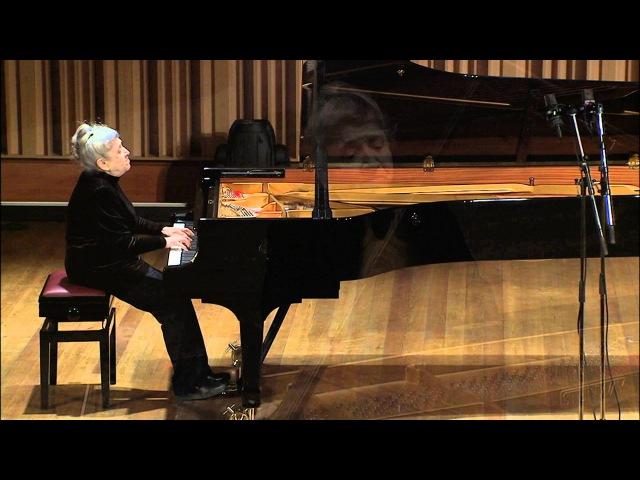 Mary Lebenzon plays Chopin Mazurka cis-moll op. 30 no. 4