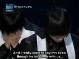 [Видео] 091121 2РМ победили в номинации Артист Года @ 2009 MAMA BTS (ENG SUB)