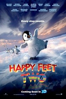 Happy Feet 2<br><span class='font12 dBlock'><i>(Happy Feet Two  (Happy Feet 2 in 3D))</i></span>
