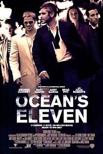 Ocean&#39;s Eleven (Hagan Juego)<br><span class='font12 dBlock'><i>(Ocean&#39;s Eleven)</i></span>