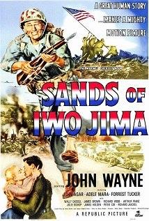 Arenas sangrientas<br><span class='font12 dBlock'><i>(Sands of Iwo Jima)</i></span>