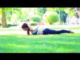 Как избавиться от сутулости. Укрепление мышц спины и создание мышечного корсета. Красивая осанка