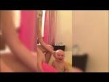 Заразительный детский смех - http://vk.com/sasisa_ru