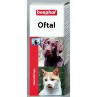 "Лосьон ""oftal"" для ухода за глазами, для домашних животных, 50 мл, Beaphar"