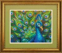"""Набор для раскрашивания """"дикие перья"""", 36x28 см, Dimensions"""