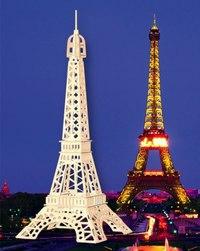 """Сборная деревянная модель """"эйфелева башня"""", малая, Мир деревянных игрушек (МДИ)"""