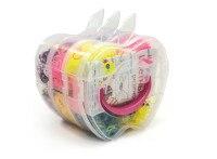 """Набор happy loom """"цветные резиночки. яблоко"""", арт. 01784, Origami"""