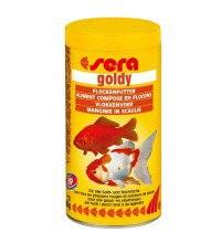 """Корм """"goldy"""" для всех видов золотых и холодноводных рыб, 100 мл, SERA"""