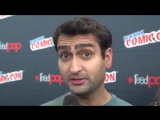 The X-Files Revival Cast and Creator Interviews at New York Comic Con 2015