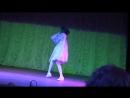 Катя. Современный танец.