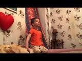 Новый Джеки Чан или Малыш Ниндзя! Учитесь делать кувырки! Детская акробатика!!)))