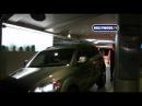 Amanda Bynes Leaves Parking Garage Saturday Night 08.15.2009