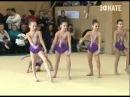 В Сочи проходят открытые краевые соревнования по художественной гимнастике. Новости 24 Сочи Эфкате