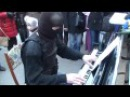Ludovico Einaudi -- Nuvole bianche Кременчуг, пианист-экстремист