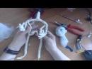 Анонс фото видео курса по созданию авторской куклы