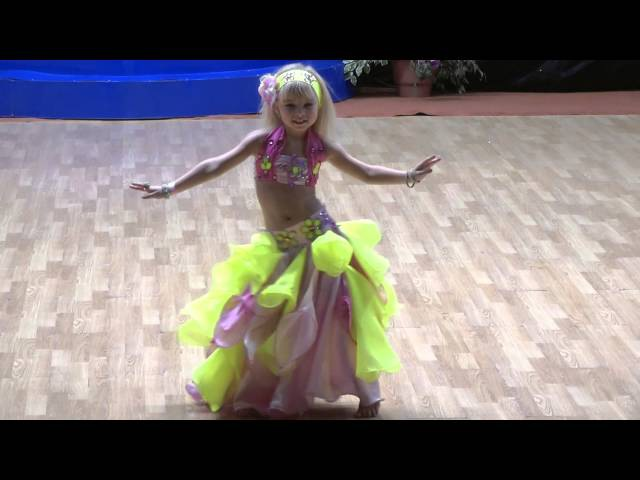 Angelina Galushkina ⊰⊱ Fiesta Dance 13.