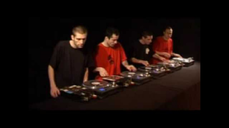 C2C - DMC DJ team World Champions 2005 set @C2Cdjs (Album Now Available)