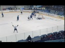 КХЛ Нефтехимик - Амур (2013.01) Шайба. (1:5). На А. Юнькова (Амур) будет записана шайба, но в ворота каучуковый диск залетел от