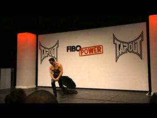 terminator dance FIBO 2011