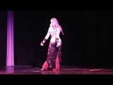 Pearl Boheme ~ Belly Dance Terminator