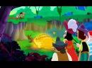 Джейк и пираты Нетландии - Джейк и бобовый стебель/ Красная шляпочка с пером - Серия 43, Сезон 2
