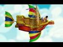 Джейк и пираты Нетландии - Уплывающее сокровище/ Тайна Таинственного острова! - Серия 46, Сезон 2