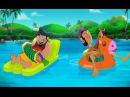 Джейк и пираты Нетландии - Лагуна капитана Крюка / Подводный «Быстрый»! - Серия 9,  ...