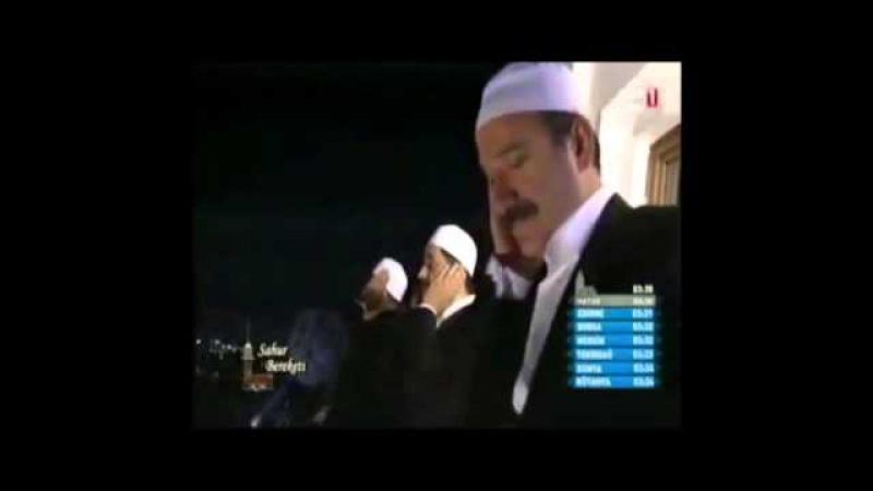 Ramazan Sahur Bereketi - Sabah Ezani