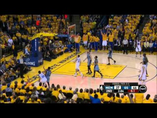 HD Memphis Grizzlies vs Golden State Warriors | Full Highlights | Game 5 | May 13, 2015 | NBA