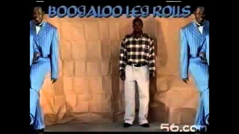 Popin Pete   How To Do Boogaloo Tutorial   Part 1