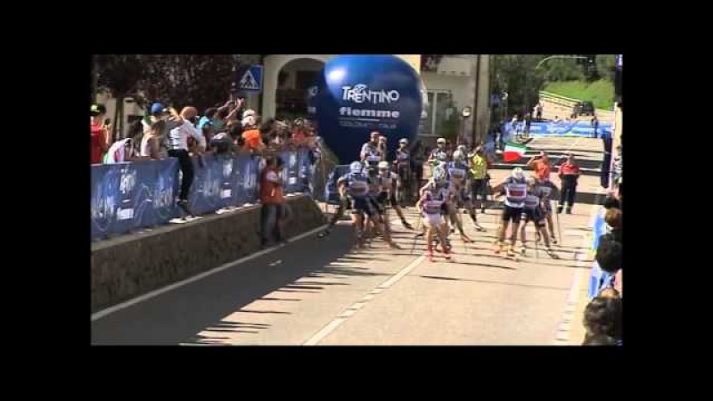 FIS Rollerski World Cup in Val di Fiemme - Team Sprint MEN