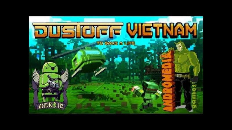 Обзор игры Dustoff Vietnam: Вертолет спасения для Android