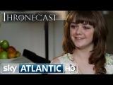 Game Of Thrones Arya Stark - Maisie Williams Red Wedding interview