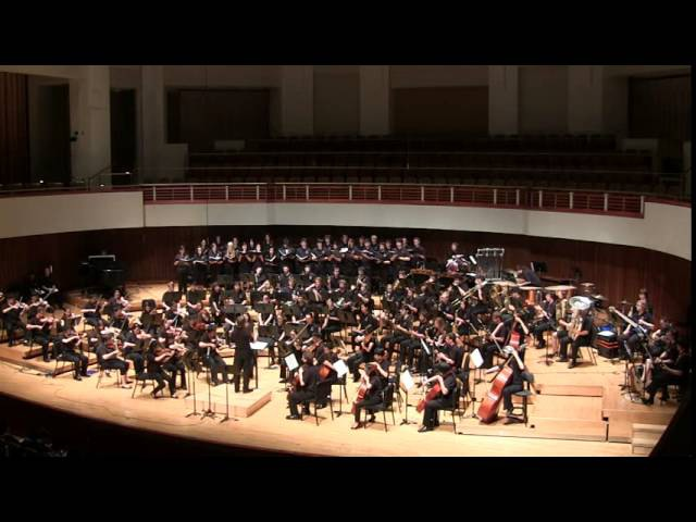 Ballad of Commander Shepherd Mass Effect Orchestrated UM Gamer Symphony Orchestra Spring 2014