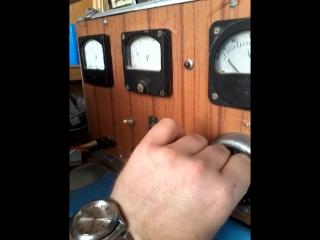 Станок для резки пенопласта, часть 2