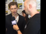 Joseph Morgan from The Originals gives the low down on his character, Klaus.
