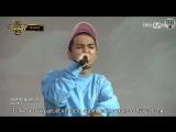 [Black Rose] SMTM4 / Show me the money 4 - баттл 1:1 Сон Мино (Song Mino) vs Ким Ён Су (Kim Yong Soo), 3 этап (рус. саб)