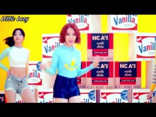 [MV] NC.A - Vanilla Shake (рус.саб)