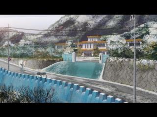 Nagi no Asukara / Безоблачное завтра / Когда успокоится море - 22 серия