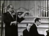 Шуберт - Соната для скрипки и фортепиано ля мажор, D 574 IV. Allegro vivace