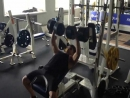 Chest Workout ( Fitness Land )