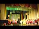Финал отчетного концерта Алиса в стране чудес