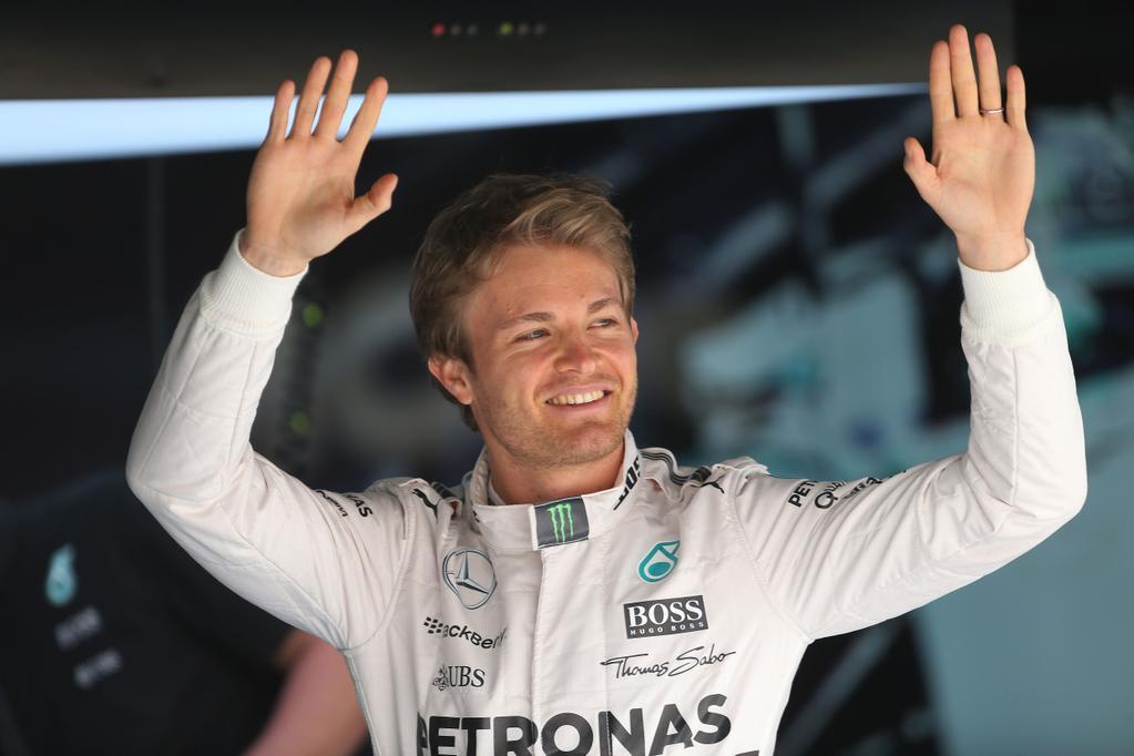 Нико Росберг - чемпион мира по Формуле 1 2016 года