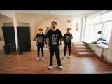 Хип-хоп танцы – школа _ Урок 13 _ Хореография от Артура Панишева
