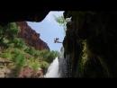 А вы,рискнули бы так попрыгать?