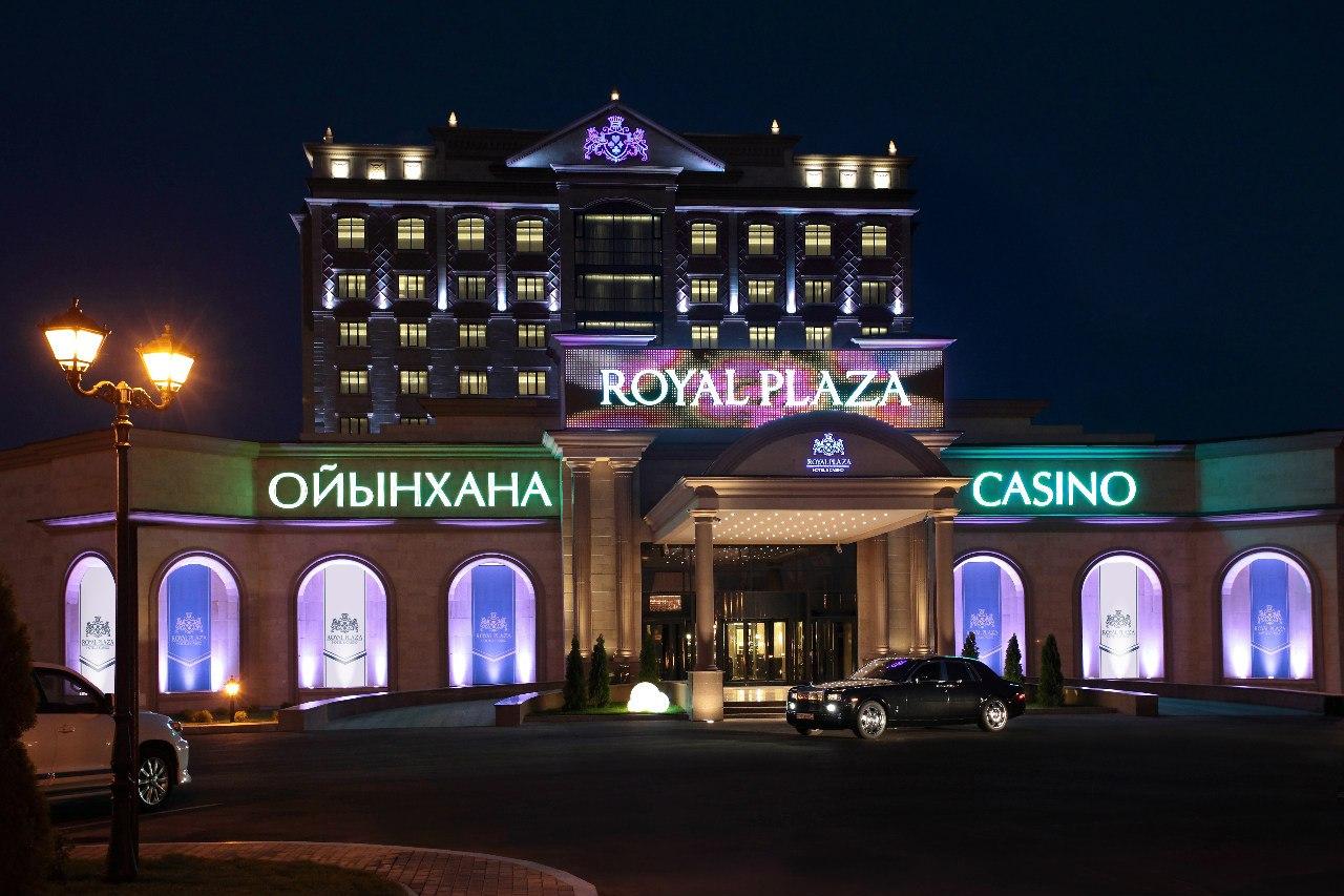 Казино Казахстан Сайт
