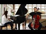Ed Sheeran - Photograph (PianoCello Cover) - Brooklyn Duo