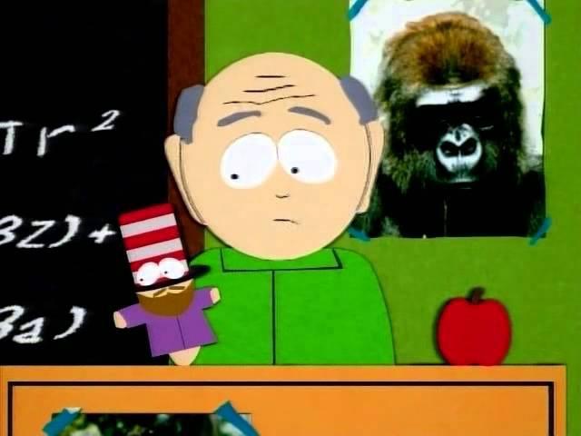 South Park педики