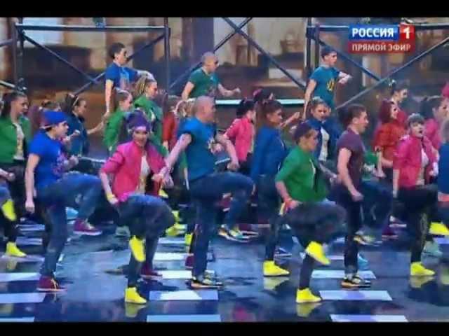 Большие танцы. Казань. Танец 1. (27.04.2013)