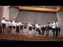 Виноградівська школа мистецтв ансамбль скрипалів